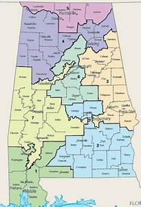 Congressional District Map | Alabama 9-1-1 Board