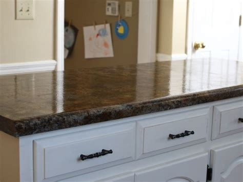 Redo Your Laminate Kitchen Countertops To Look Just Like