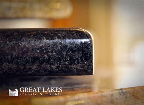 quarter edge profile great lakes granite marble