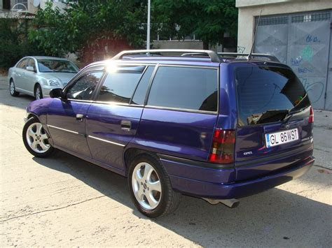 Opel Astra F by 1997 Opel Astra F Caravan Pictures Information And