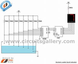 7493 Counter Circuit Diagram  7493  Free Engine Image For
