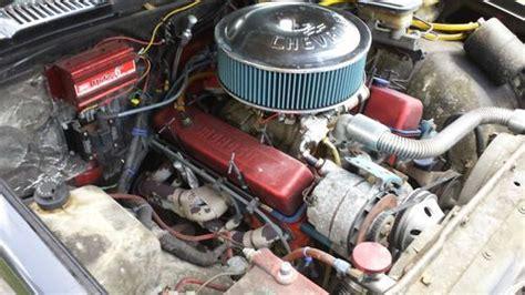 Find Used V8 S10 Blazer 1985 Chevrolet Chevy Sbc Small