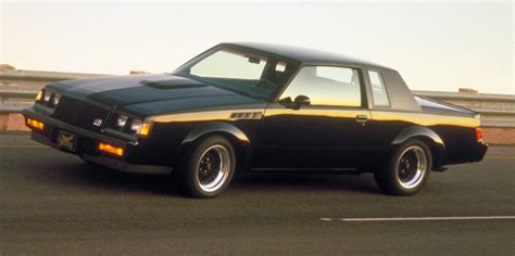 flashback  buick grand national gnx review