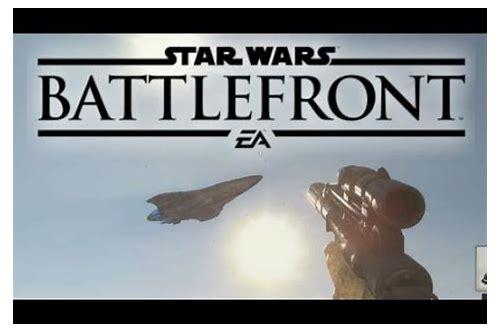 baixar star wars battlefront 3 beta ps4 youtube