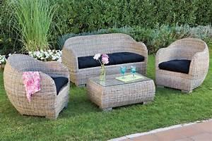 Colección muebles de jardín 2012 BricoGroup