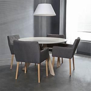 Table Salle A Manger Ronde Table A Manger Design Pas Cher