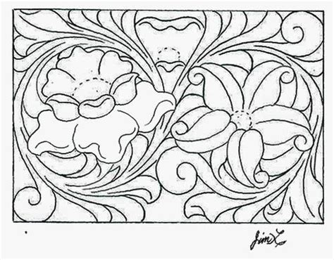 Leather Tooling Patterns Amazon Magnificent Leather