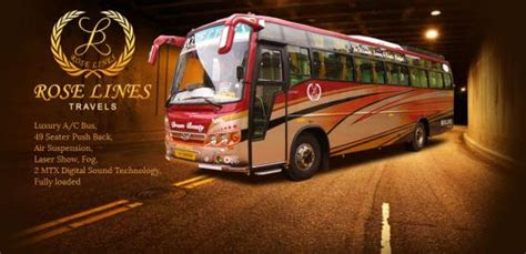 rose lines tours  travels tourist bus operator  malappuram manjeri
