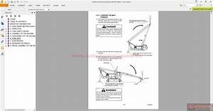 Kobelco Crawler Crane Operator  U0026 Maintenance Manual Some