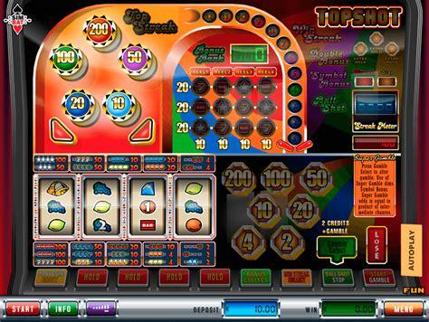 Topshot™ Gokkast Spelen Online  Gratis Simbat Gokkasten