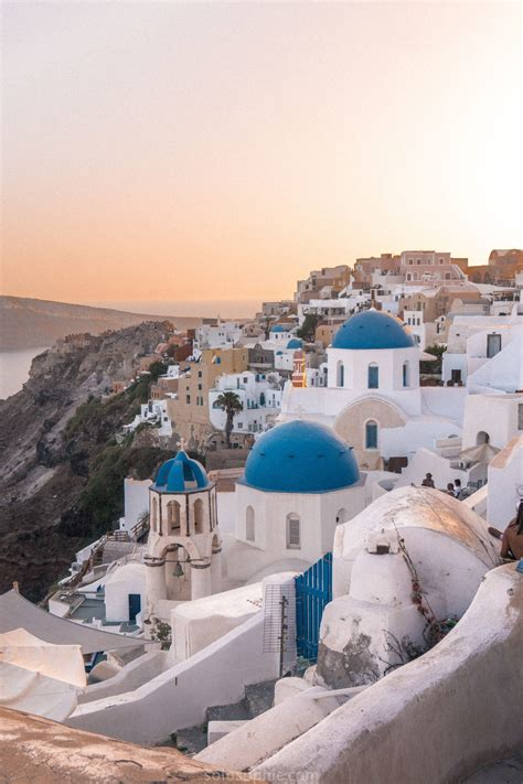 9 Epic Reasons To Visit Santorini In The Cyclades Greece