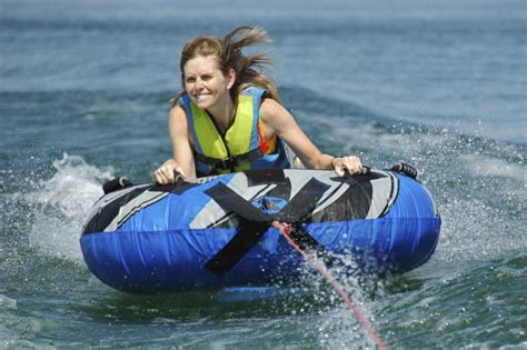 Inner Tubes For Pulling Behind Boats by How To Pull A Tube Behind A Boat Gone Outdoors Your