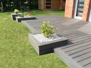 Amenagement De Terrasse Bois by Am 233 Nagement Jardin Modification Terrasse Terrasse En