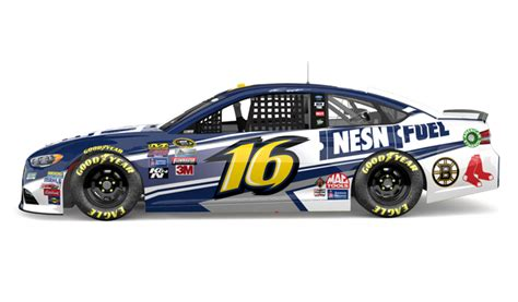 """Roush Fenway and NESN """"Fuel"""" Up for New Hampshire"""