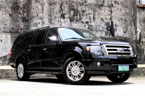 review  ford expedition el limited philippine car