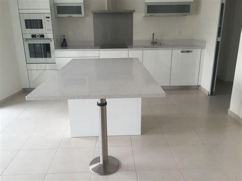 pied de table cuisine pieds de table en granit ou quartz en gironde bordeaux