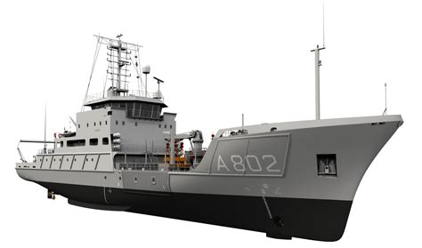 Hydrographic Survey Vessel Of Low Life Cycle Cost