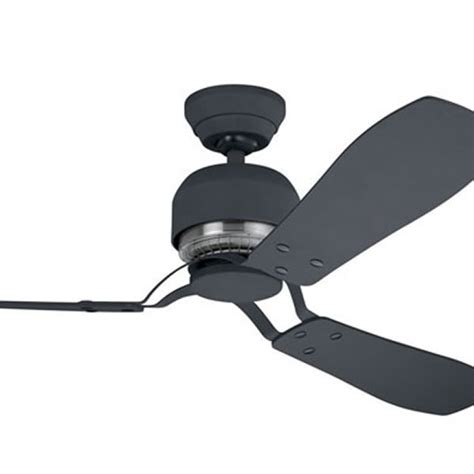 Low Profile Ceiling Fans Australia by Industrie Ii Ceiling Fan Graphite 52 Quot