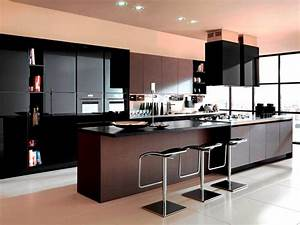 color selection ideas for luxury modern kitchens 4 home With luxurious touch applying a modern kitchen cabinets