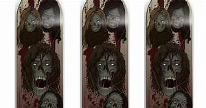 Real Talk Skateboards Suicide Silence Skate Deck
