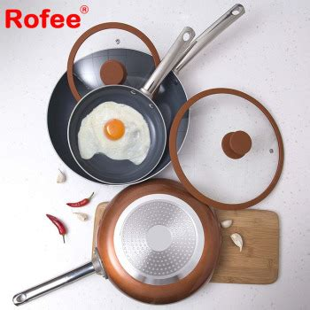home kitchen  stick frying pan set camping cookware kit private label cookwarewith silicone