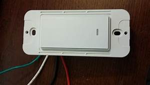 Keep Existing Single Pole Wifi Switch And Wire In A Single
