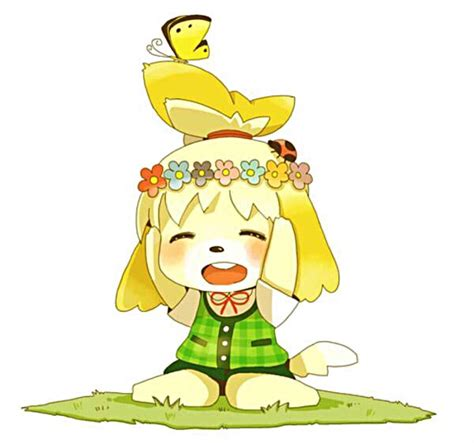 Isabelle Animal Crossing Wallpaper - isabelle animal crossing fan and fans t animal and