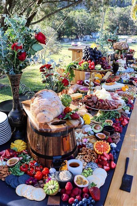 30 Rustic BBQ Wedding Ideas Best For Backyard Wedding