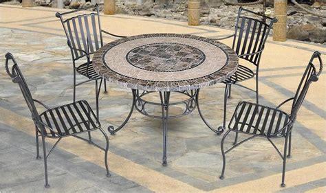 salon de jardin table ronde en fer forge jsscene des id 233 es int 233 ressantes pour la