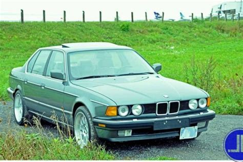 old car owners manuals 2006 bmw 7 series user handbook 1988 bmw 7 series bmw735i with 5 speed manual transmission very low reserve classic bmw 7