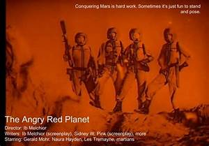 It's fun to pose on Mars! | The Angry Red Planet ...