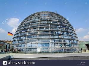 Dome House Deutschland : glass dome roof of reichstag parliament building in berlin ~ Watch28wear.com Haus und Dekorationen