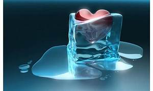 Ice Heart Wallpapers - 800x480 - 75348