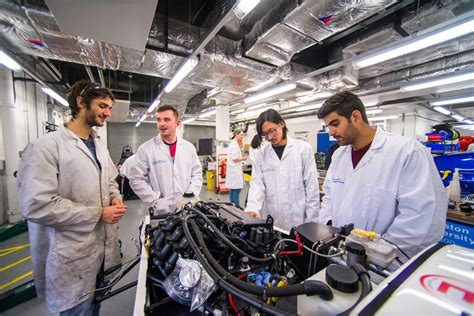 Automotive Engineering Mengbeng(hons) Degree Course For