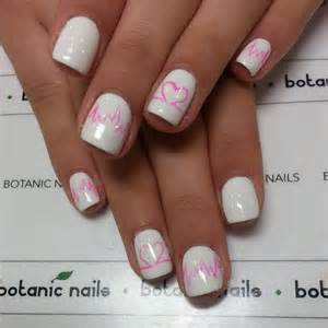 Simple nail designs for short nails without art
