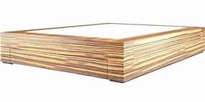 Design Bett Holz : bett somnium mit bettkasten design bett von rechteck ~ Orissabook.com Haus und Dekorationen