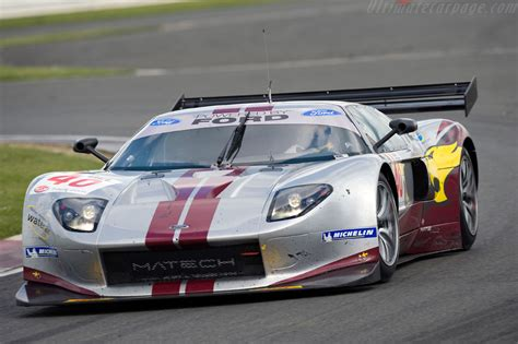 ford gt matech mk  group gt  racing cars
