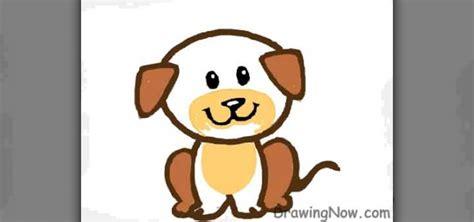 draw  cartoon puppy drawing illustration