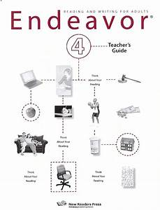 Endeavor Teacher U0026 39 S Guide 4  Reading And Writing For Adults