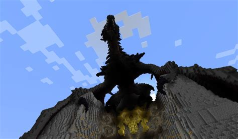 Dragons Amazing Minecraft Builds