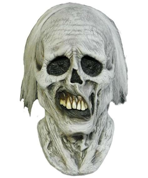 adult chiller zombie mask zombie costumes
