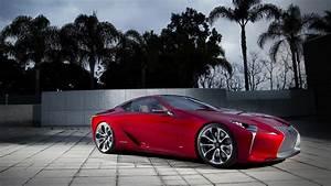 Lc Autos : your ridiculously cool lexus lf lc concept wallpaper is here ~ Gottalentnigeria.com Avis de Voitures