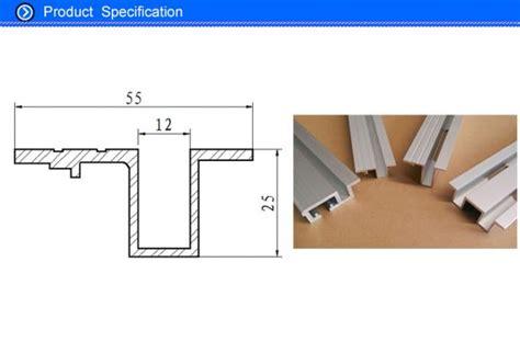 Aluminium Extrusion Elevator Door Sill Lift Landing Door