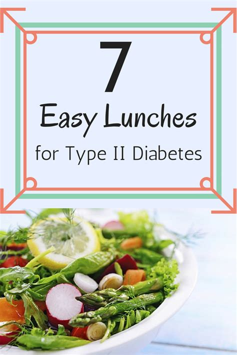diabetics dinner recipes diabetes lunches easy