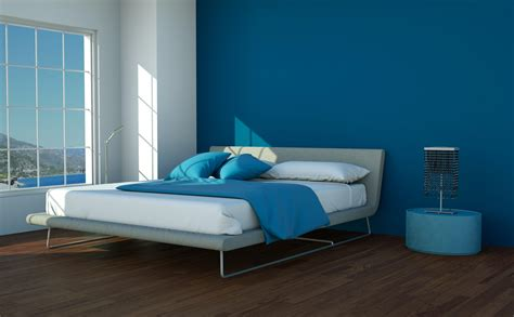 32 Blue Paint Colors for Bedroom 2018 - Interior