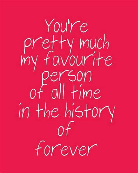 Youre My Favourite Person Quotes