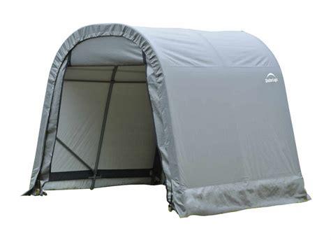 Shelterlogic Shed In A Box 8x8 by Shelterlogic 8x8 Style Shelter 8 76803 76804