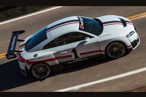 Audi Tt Clubsport Turbo Concept At Sema 2017