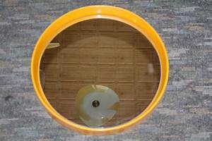 Spiegel Rund 70 Cm : 70er spiegel gelb rund vintage retro plastik orange mirror untersiemau ~ Whattoseeinmadrid.com Haus und Dekorationen
