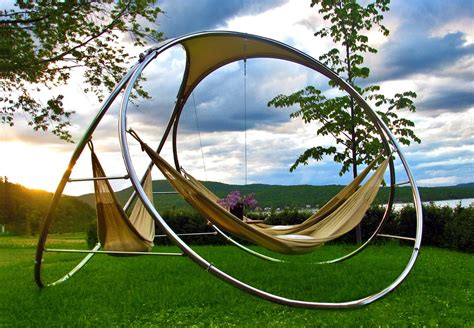 Designer Hammocks by Stylish Infinity Hammock Home Designing